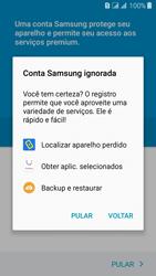 Samsung Galaxy J3 Duos - Primeiros passos - Como ativar seu aparelho - Etapa 18