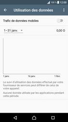 Sony Sony Xperia XA - Internet et connexion - Désactiver la connexion Internet - Étape 7