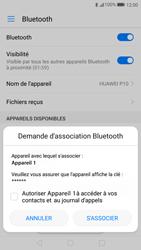 Huawei P10 - Bluetooth - connexion Bluetooth - Étape 8