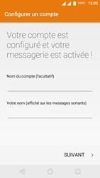 Wiko U-Feel Lite - E-mail - Configuration manuelle (yahoo) - Étape 14
