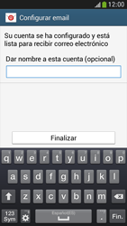 Samsung Galaxy S4 Mini - E-mail - Configurar Outlook.com - Paso 10