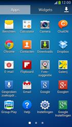 Samsung C105 Galaxy S IV Zoom LTE - Voicemail - Handmatig instellen - Stap 3