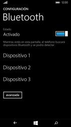Microsoft Lumia 535 - Bluetooth - Conectar dispositivos a través de Bluetooth - Paso 6
