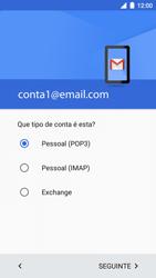 BQ Aquaris U - Email - Configurar a conta de Email -  12