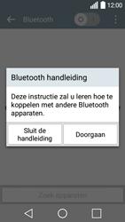 LG H320 Leon 3G - Bluetooth - koppelen met ander apparaat - Stap 7