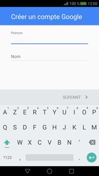 Huawei Mate S - Applications - Créer un compte - Étape 4