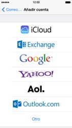 Apple iPhone 5s - E-mail - Configurar correo electrónico - Paso 5