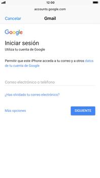 Apple iPhone 8 Plus - E-mail - Configurar Gmail - Paso 6