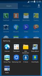 Samsung Galaxy S III Neo (GT-i9301i) - Internet - Hoe te internetten - Stap 3