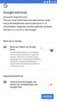 OnePlus 3 - Android Oreo - Applicaties - Account instellen - Stap 17