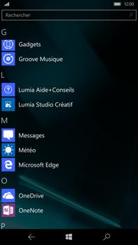 Microsoft Lumia 950 XL - Internet - Navigation sur internet - Étape 2