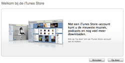 Apple iPhone 3G S - Applicaties - Account aanmaken - Stap 5