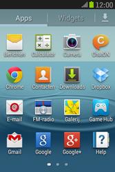 Samsung S6310 Galaxy Young - E-mail - e-mail instellen: IMAP (aanbevolen) - Stap 3