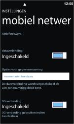 Nokia Lumia 800 - MMS - probleem met ontvangen - Stap 5