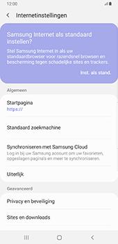 Samsung Galaxy S8+ - Android Pie (SM-G955F) - Internet - Handmatig instellen - Stap 26
