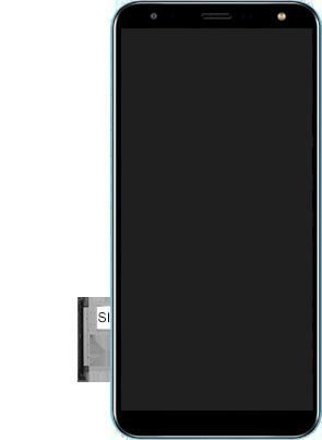 LG K12+ - Primeiros passos - Como inserir o chip da Nextel no seu celular - Etapa 9