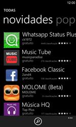Nokia Lumia 920 - Aplicativos - Como baixar aplicativos - Etapa 8