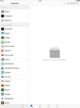 Apple iPad Pro 12.9 inch (Model A1671) - Applicaties - Downloaden - Stap 4