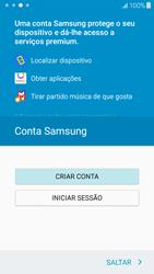 Samsung Galaxy J5 - Primeiros passos - Como ligar o telemóvel pela primeira vez -  12