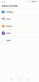 Huawei P20 - E-mail - 032b. Email wizard - Yahoo - Étape 4