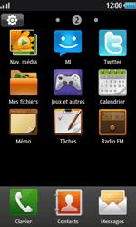 Samsung Wave 2 - Photos, vidéos, musique - Envoyer une photo via Bluetooth - Étape 3