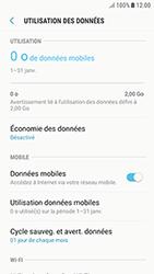 Samsung Galaxy J3 (2017) - Internet - Désactiver les données mobiles - Étape 6