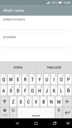 HTC One A9 - E-mail - Configurar correo electrónico - Paso 15