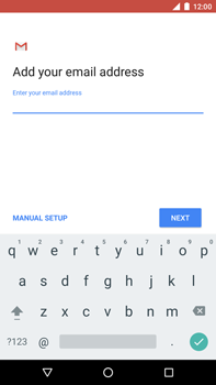 Huawei Nexus 6P - Android Oreo - E-mail - Manual configuration IMAP without SMTP verification - Step 10