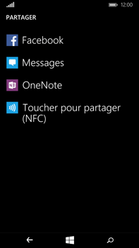 Microsoft Lumia 640 XL - Internet - Navigation sur internet - Étape 20