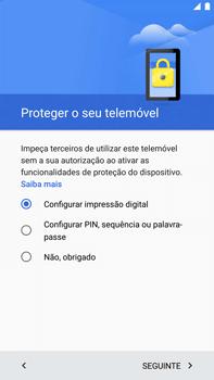 Huawei Google Nexus 6P - Primeiros passos - Como ligar o telemóvel pela primeira vez -  9