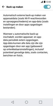 LG H870 G6 - Device maintenance - Back up - Stap 9