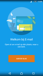 Sony Xperia M5 - E-mail - Account instellen (IMAP met SMTP-verificatie) - Stap 5