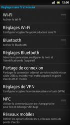 Sony Xpéria S - Aller plus loin - Désactiver les données à l'étranger - Étape 5