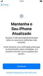 Apple iPhone 7 - iOS 13 - Primeiros passos - Como ativar seu aparelho - Etapa 22