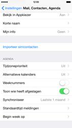 gegevens iphone 4