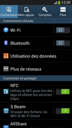 Samsung I9195 Galaxy S IV Mini LTE - Internet - Configuration manuelle - Étape 4
