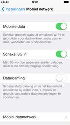Apple iPhone 5c - Internet - Internet gebruiken in het buitenland - Stap 6