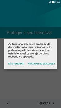 LG G4 - Primeiros passos - Como ligar o telemóvel pela primeira vez -  9