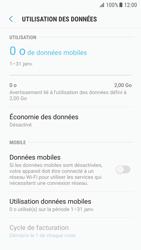 Samsung Galaxy S7 - Android Nougat - Internet - activer ou désactiver - Étape 7