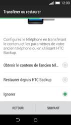 HTC Desire 510 - Premiers pas - Créer un compte - Étape 30