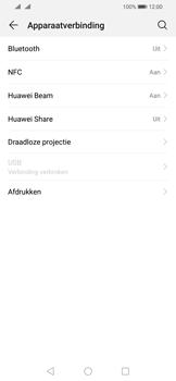 Huawei P Smart (2019) - Bluetooth - koppelen met ander apparaat - Stap 6