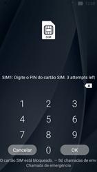 Asus Zenfone 2 - Funções básicas - Como reiniciar o aparelho - Etapa 5