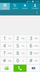 Samsung A500FU Galaxy A5 - Messagerie vocale - Configuration manuelle - Étape 4