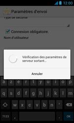 Bouygues Telecom Bs 402 - E-mails - Ajouter ou modifier un compte e-mail - Étape 16