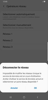 Samsung Galaxy S9 Plus - Android Pie - Réseau - utilisation à l'étranger - Étape 14