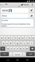 Sony C6903 Xperia Z1 - E-mail - envoyer un e-mail - Étape 9