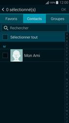 Samsung Galaxy Alpha - E-mails - Envoyer un e-mail - Étape 6
