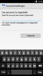 Acer Liquid Z410 - E-mail - Handmatig instellen - Stap 17