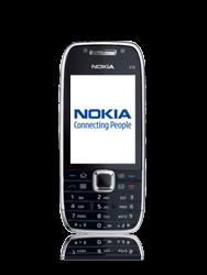 Nokia E75 - Internet - Hoe te internetten - Stap 3