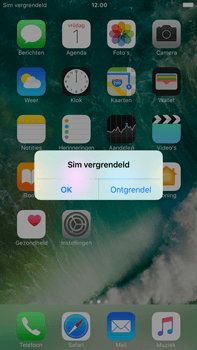Apple Apple iPhone 6s Plus - iOS 10 - Internet - Handmatig instellen - Stap 15